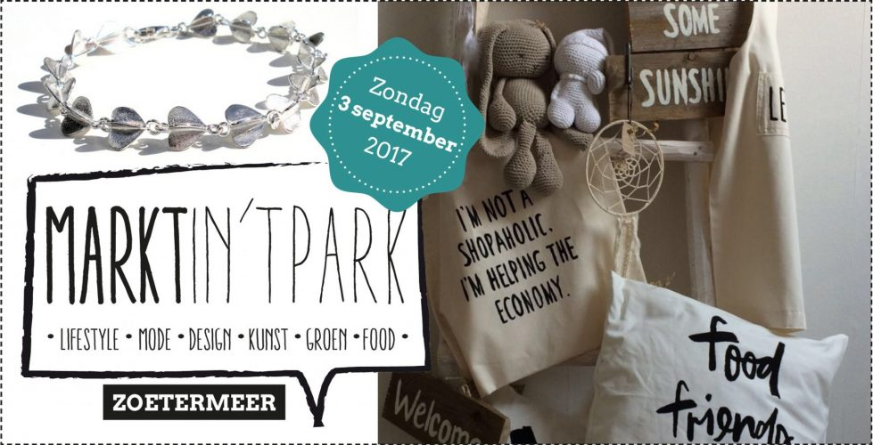 Markt in 't Park, Zoetermeer