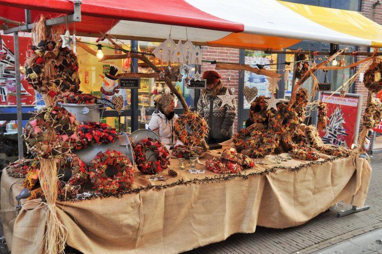 Toost Foodtruckfestival in Brielle Kerst editie
