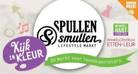 Spullen & Smullen - Markt voor levensgenieters