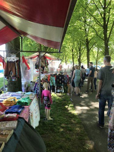 Zelfgemaakte Markt 🖤 Bevrijdingsfestival Brabant
