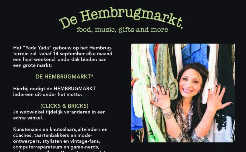 De Hembrugmarkt, Zaandam