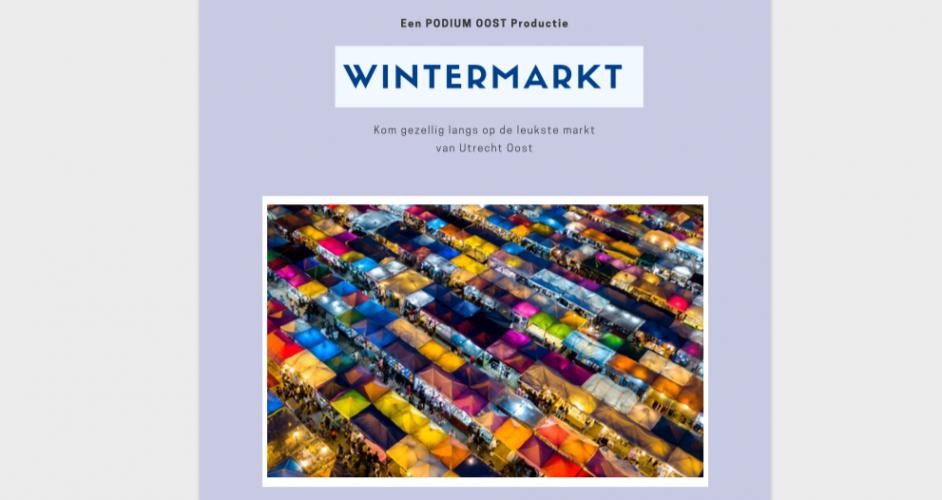 Wintermarkt 2019, Utrecht