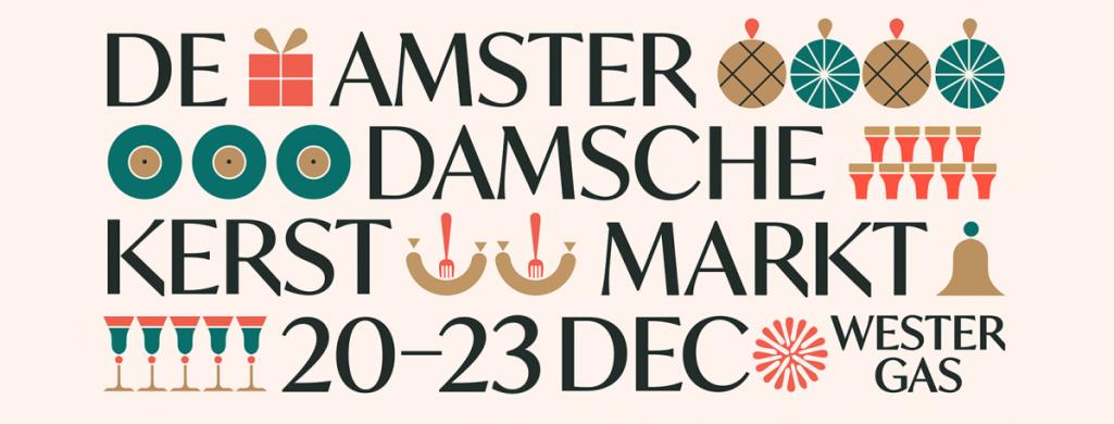 De Amsterdamsche Kerstmarkt