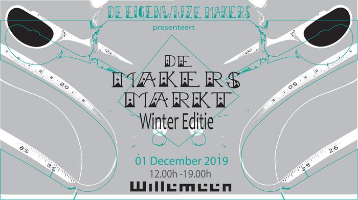 Makers Markt ❄ WinterEditie ❄ Arnhem